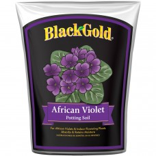 Black Gold 1410502 8 QT P 8 Quart African Violet Potting Soil   550451029