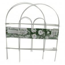 Glamos Wire 18 x 10 Garden Fence - 12 Pack   551505202