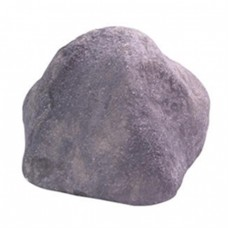 Airmax Inc. 510330-S Pond Logic TrueRock Small Boulder Rock with Vent Holes - Sandstone