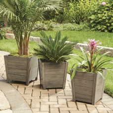 Better Homes and Gardens Cane Bay Outdoor Planter - Small   565572888