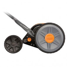"Fiskars 17"" StaySharp Plus Reel Lawn Mower   552927262"