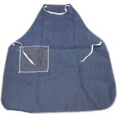 WEST CHESTER PROTECTIVE GEAR A2836D62BT Bib Apron,36inLx36inW,3 Pockets,12 mil