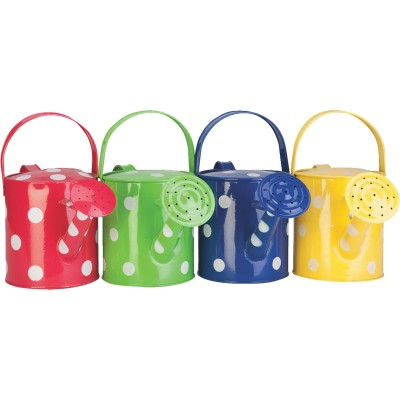 Panacea Polka Dot Watering Can