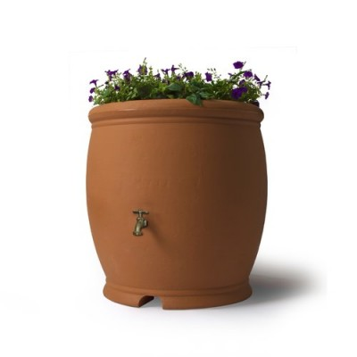Algreen 100 Gallon Rain Barrel