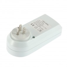 1pcs 12/24h AC Digital US Plug in 7 Day LCD Programmable Timer Switch Socket Wholesale   569935640
