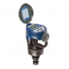 "DIG RBC-MVA - Single Station battery operated Irrigation Controller / Timer with Manual Valve Actuator for 3/4"" and 1"" Anti-siphon Valve"