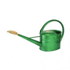 Haws Slimcan Metal 1.3 gal. Watering Can