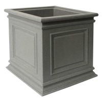 Algreen Covington Self Watering Box Planter