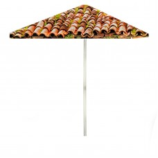 Best of Times 6 ft. Steel Patio Umbrella