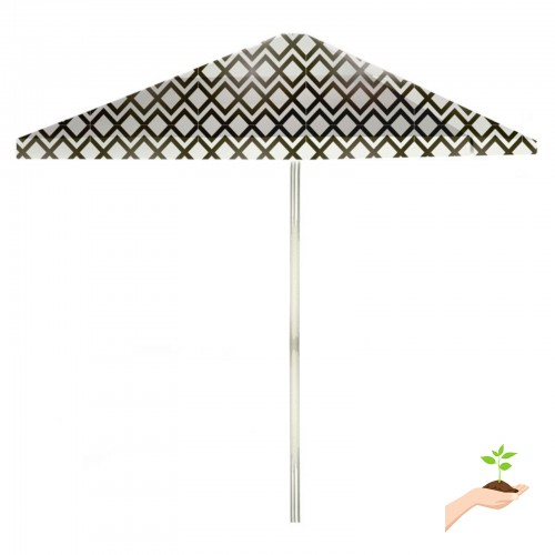 Best Of Times 60 Ft Aluminum Patterned Patio Umbrella Adorable Patterned Patio Umbrellas