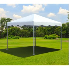 Party Tents Direct 10x10 Outdoor Wedding Canopy Event Tent (Yellow)