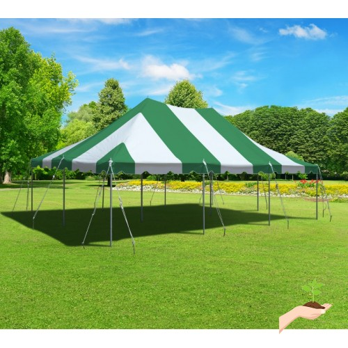 Wedding With White Tent: Party Tents Direct 20x30 Outdoor Wedding Canopy Event Pole