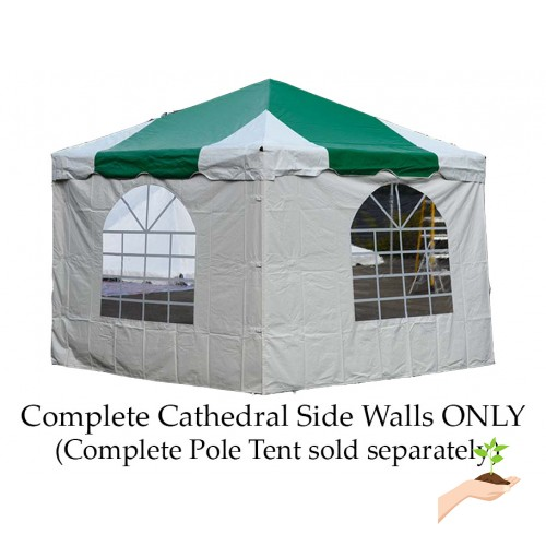 Party Tents Direct Event Tent Cathedral Complete Sidewall Kit Various Sizes  sc 1 st  Salem-mbale.com & Party Tents Direct Event Tent Cathedral Complete Sidewall Kit ...