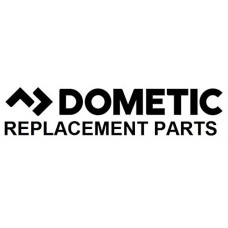 Dometic 3310795.004B Polar White Tall Adjustable Arm Assembly for Hardware