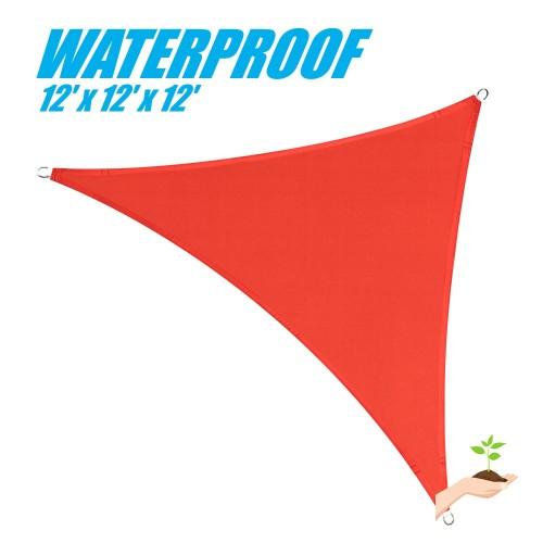 ColourTree 100% BLOCKAGE Waterproof 12' x 12' x 12' Sun