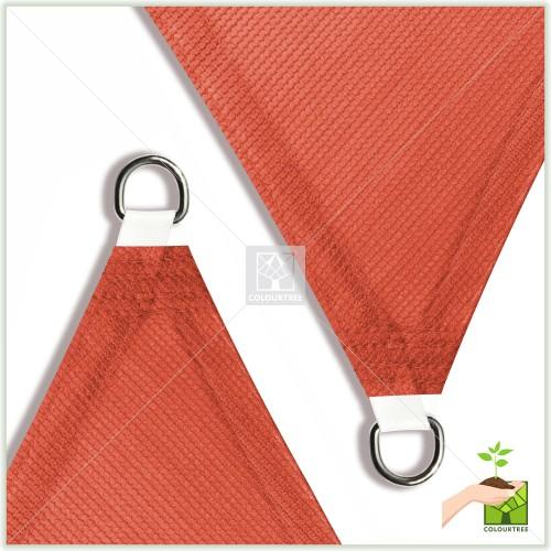 ColourTree 12' x 12' x 12' Sun Shade Sail Canopy ?Triangle