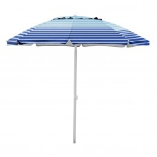 Caribbean Joe 7 Ft Beach Umbrella With UV   557642775
