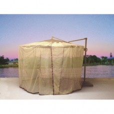 Shade Trend Cantilever Mosquito Umbrella Netting