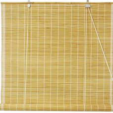 Bay Isle Home Matchstick Roll-Up Shade