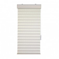Heeshade V7842IV Plain Sheer Shade, Ivory - 78 x 42 x 2 in.