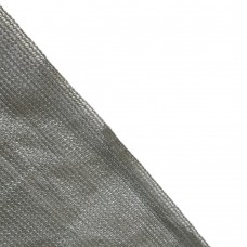 Shatex Shade Cloth Block 90% of UV Rays for Pergola/Greenhouses/Carport/Porch 6x20ft Grey